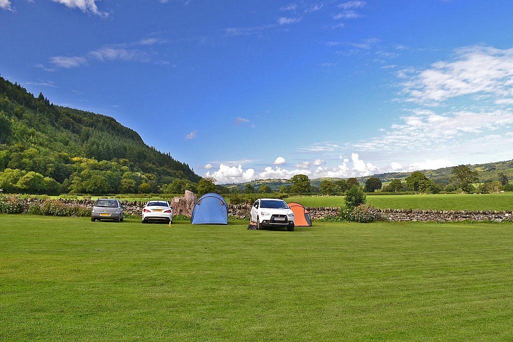 Camping Snowdonia   Betws-y-Coed Campsite   Cwmlanerch